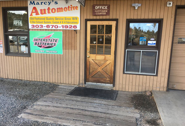 repair shop Evergreen Colorado